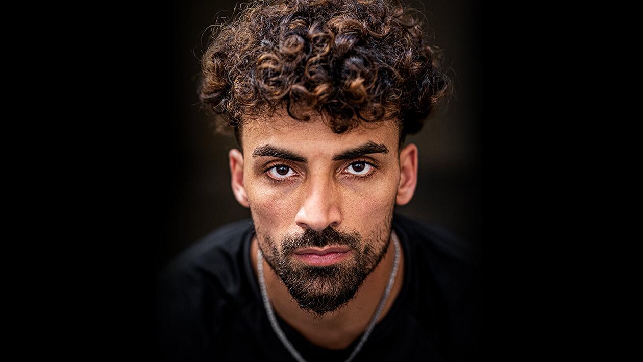 Wer etwas erreichen möchte, braucht klar definierte Ziele. Diese einfache Regel beweist Tänzer und Schauspieler Majid Kessab.